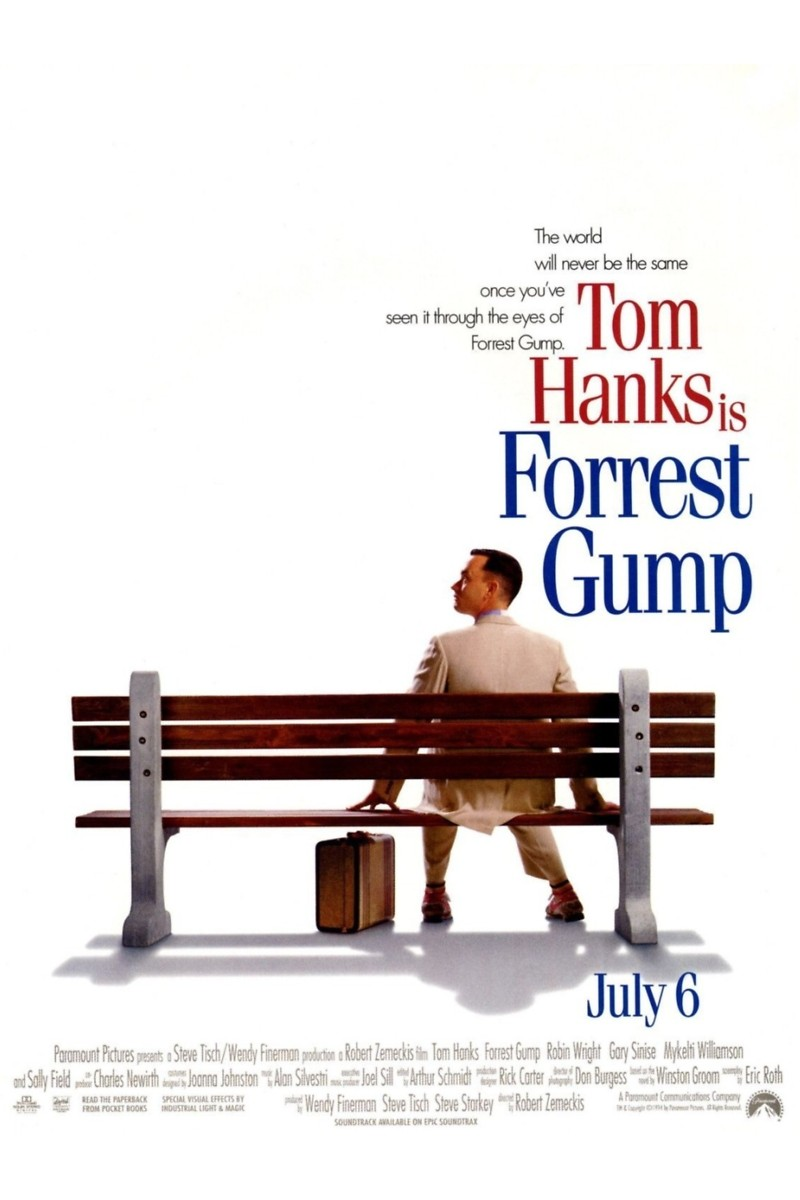 an analysis of the character of jenny in the movie forrest gump A psychological analysis of forrest gump 2 a psychological analysis of forrest gump the movie forrest gump is a story of a simple man and his journey through life his story takes place during a time of historical significance for our young country, the 50's through the 70's.