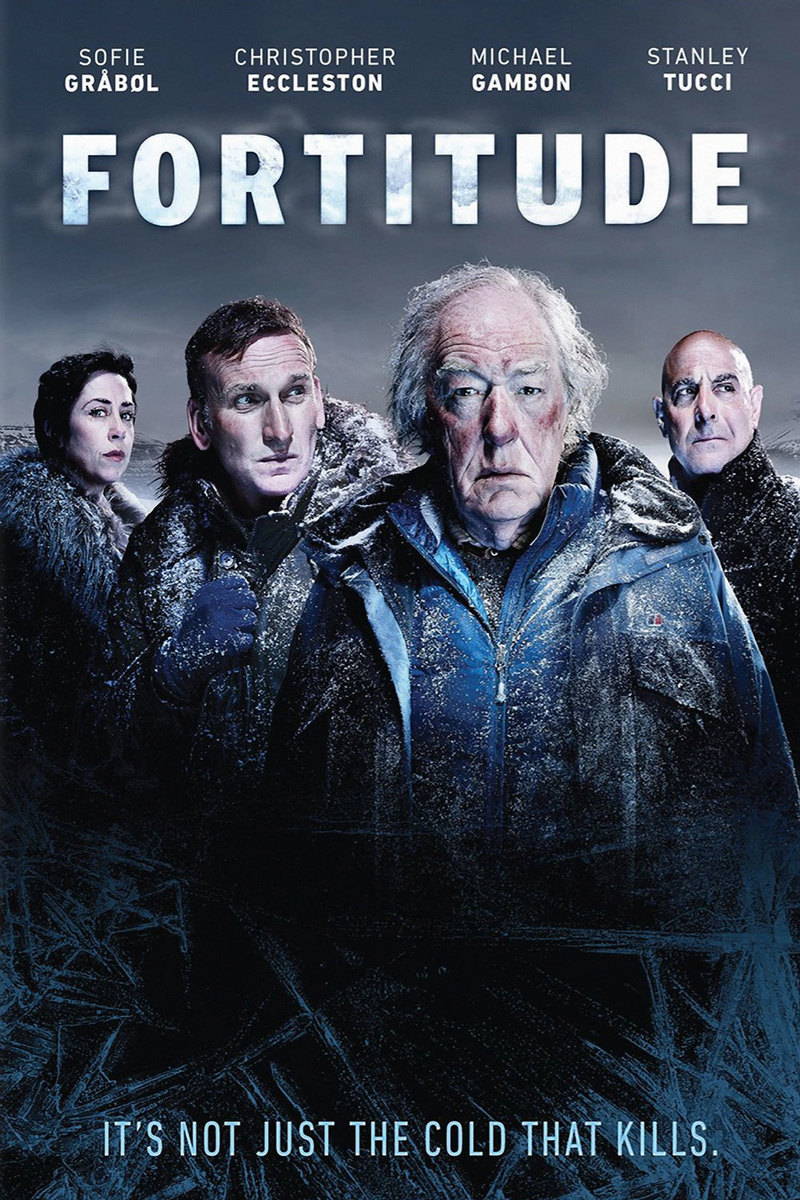 Fortitude Season 1 Complete 480p WEB-DL