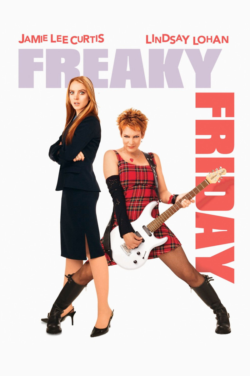 Freaky Friday DVD Release Date December 16, 2003