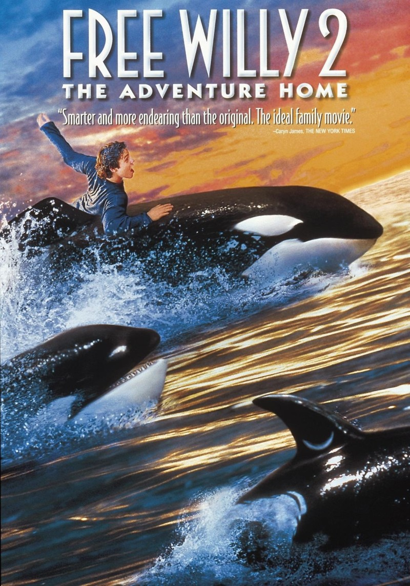 free willy 2 the adventure home dvd release date