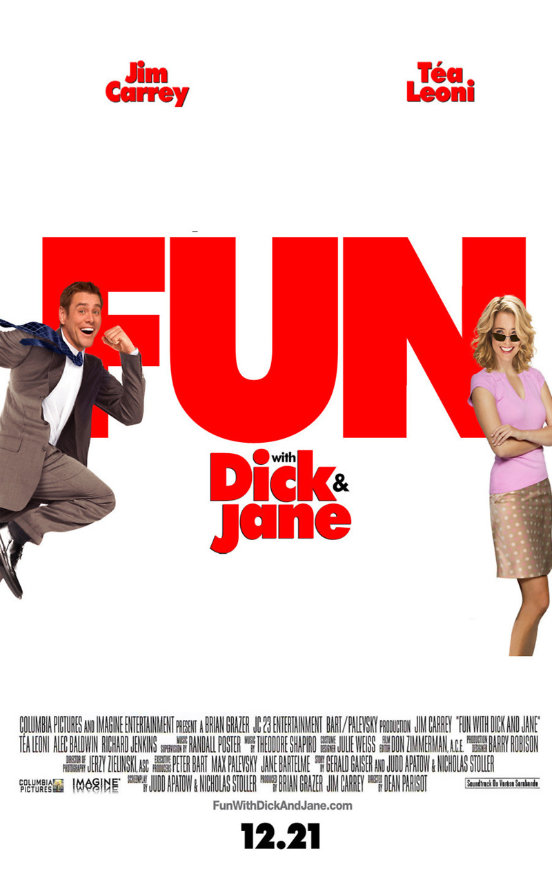 Fun With Dick And Jane Poster 52