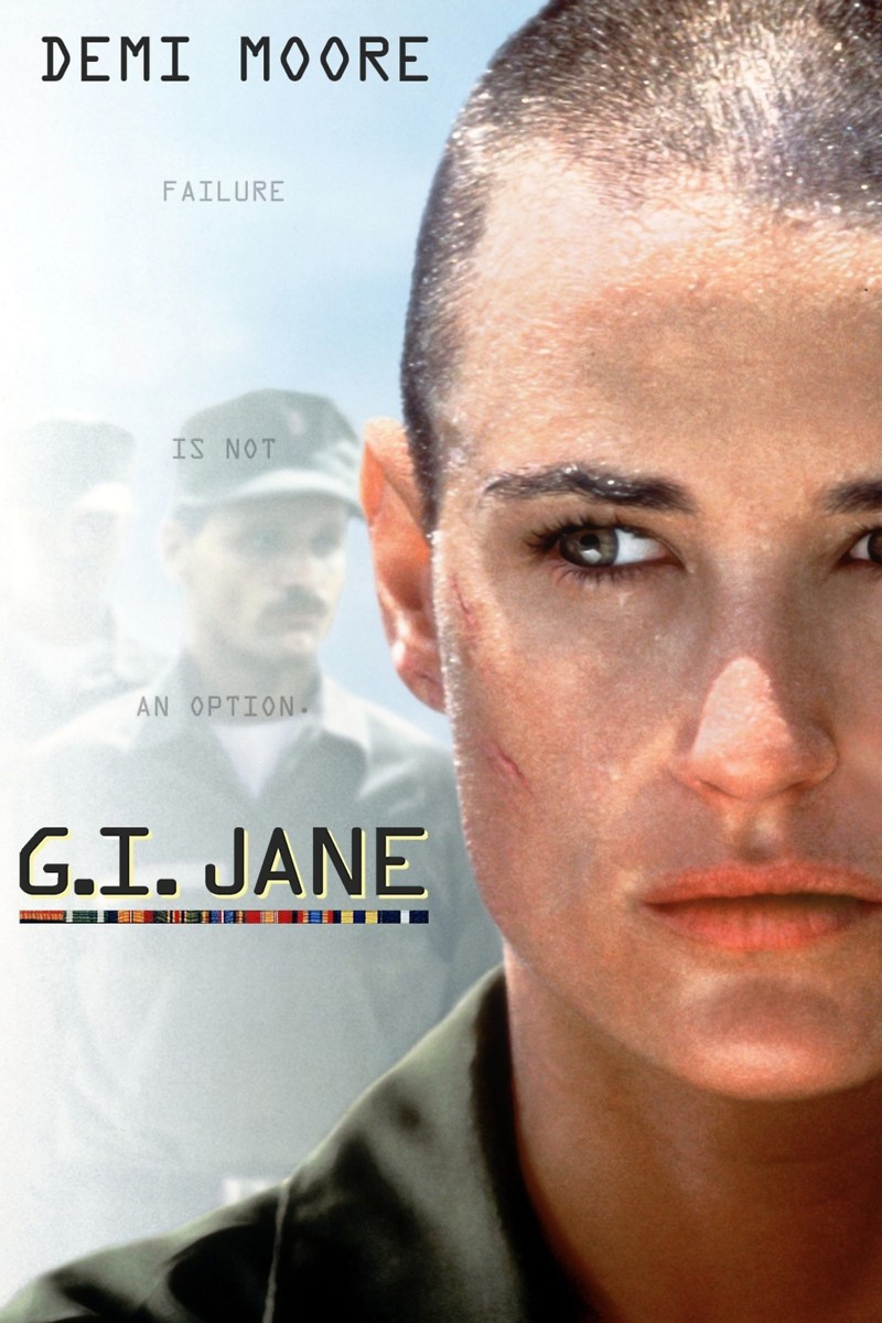 an analysis of the film gi jane As it turns out, ms moore had good reason in ''gi jane'' grim determination has been so intrinsic to ms moore's acting style, even in love ms moore plays jordan o'neil, the hypothetical first woman to try making the grade in this elite unit, in a film with an obvious political ax to.