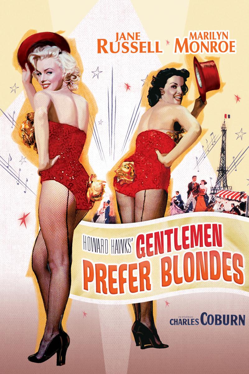 gentlemen prefer blondes speed dating