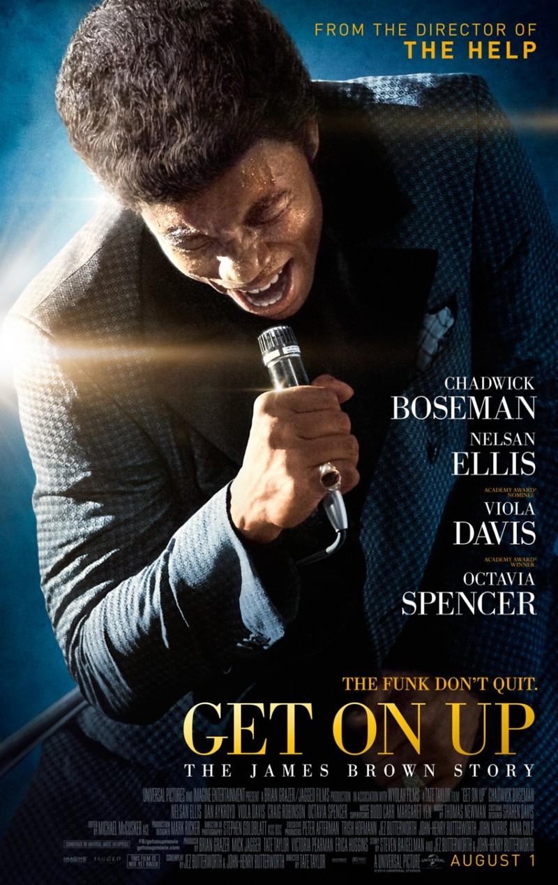 James Brown Get On Up Movie