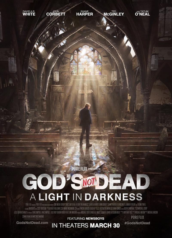 God's not dead dvd release date