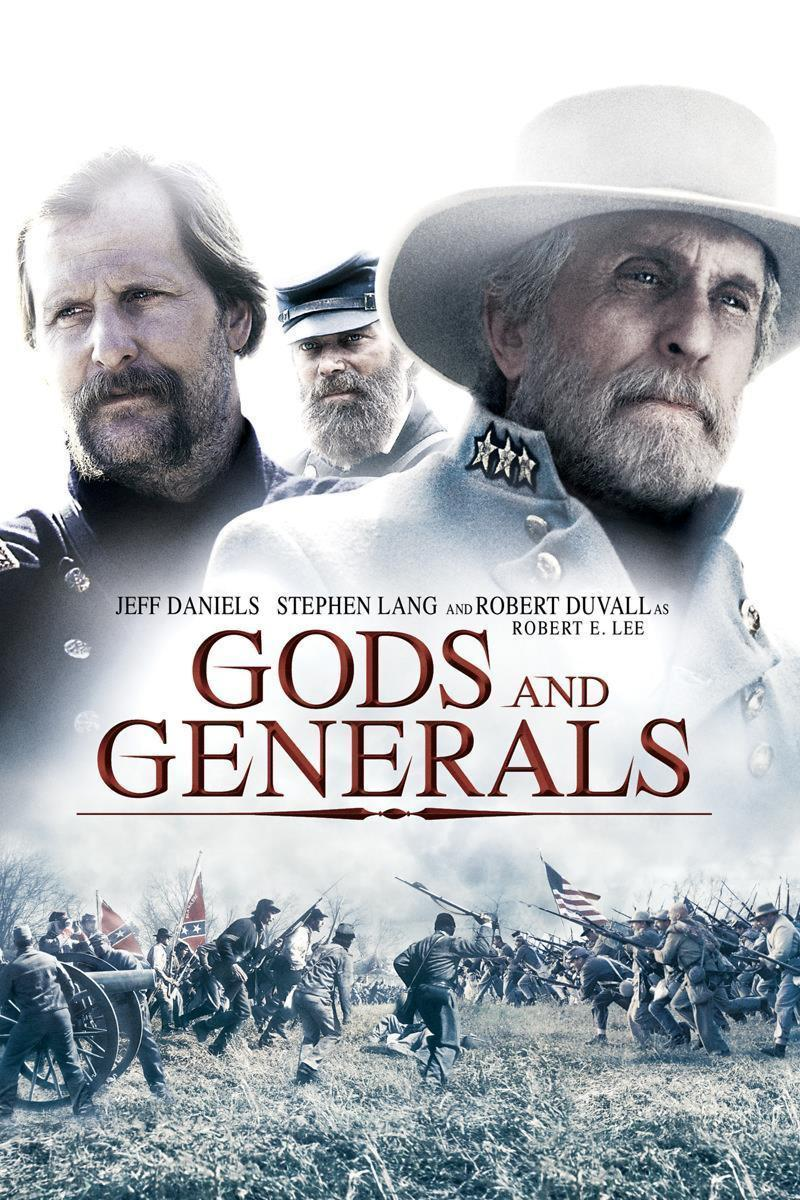 Image result for gods and generals images