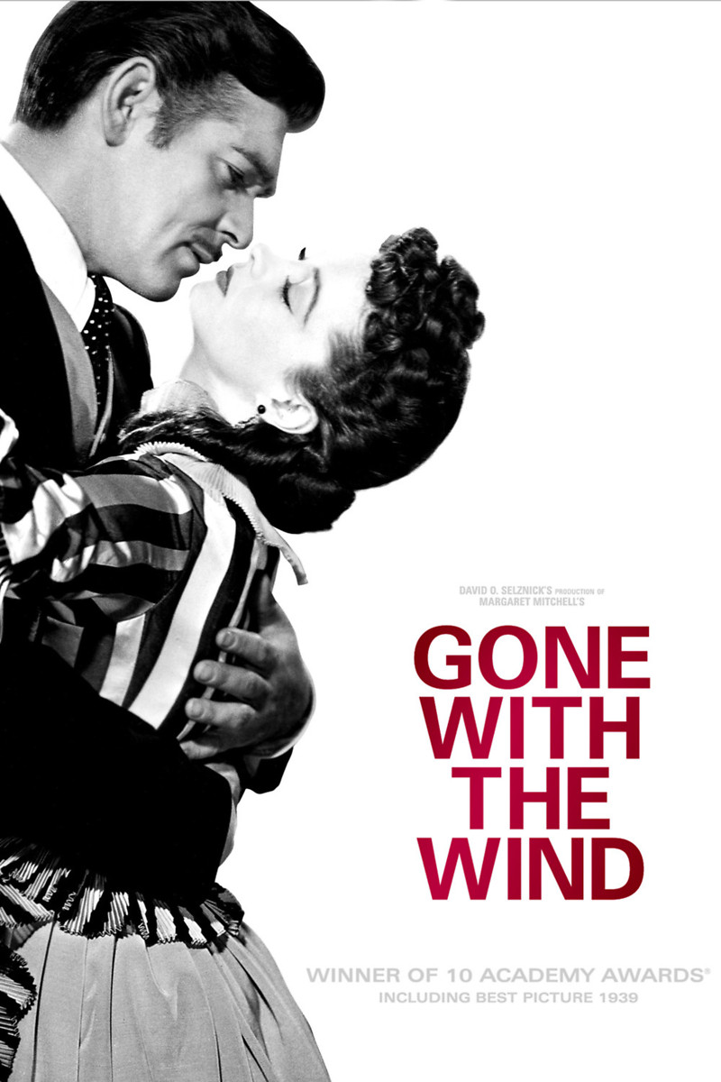 gone with the wind dvd release date