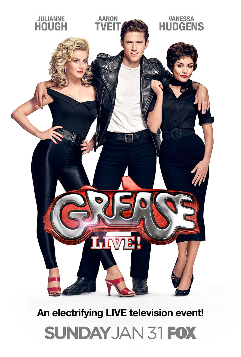 grease live dvd release date