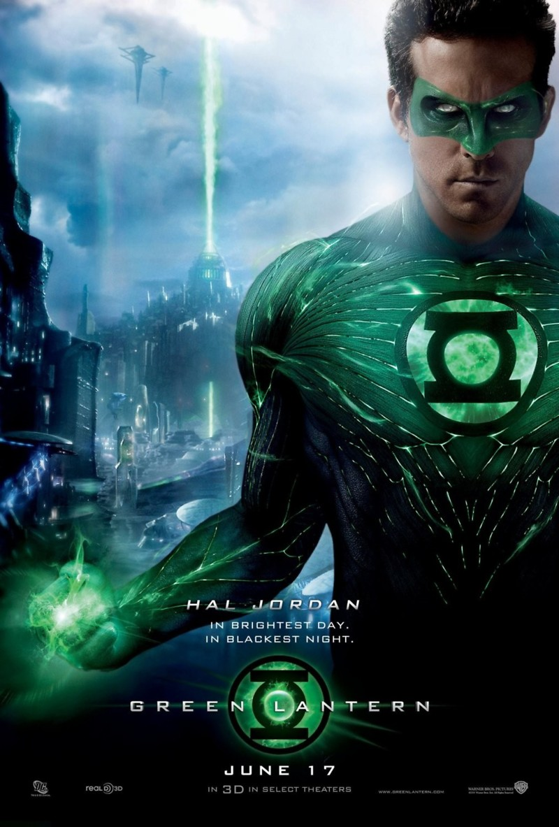 green lantern dvd release date october 14, 2011