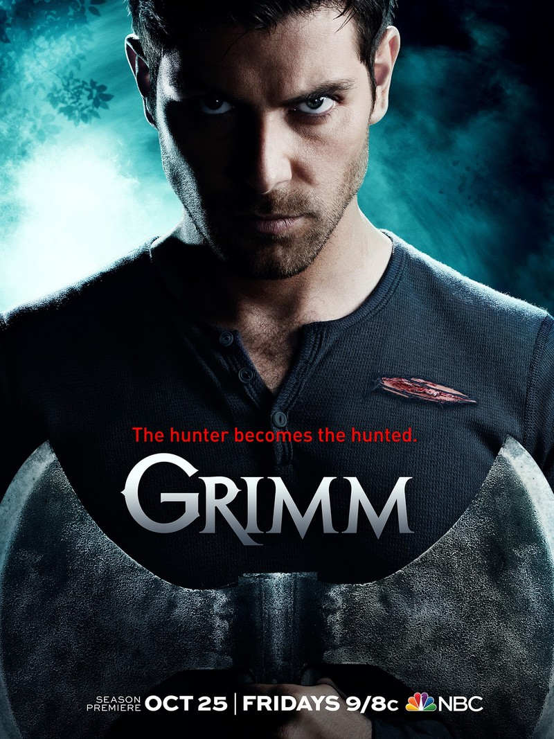 Image result for grimm 2011 poster