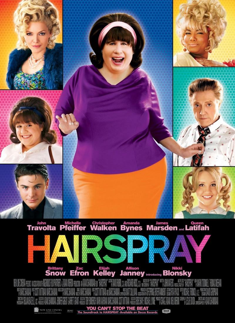 Hairspray DVD Release Date November 20, 2007