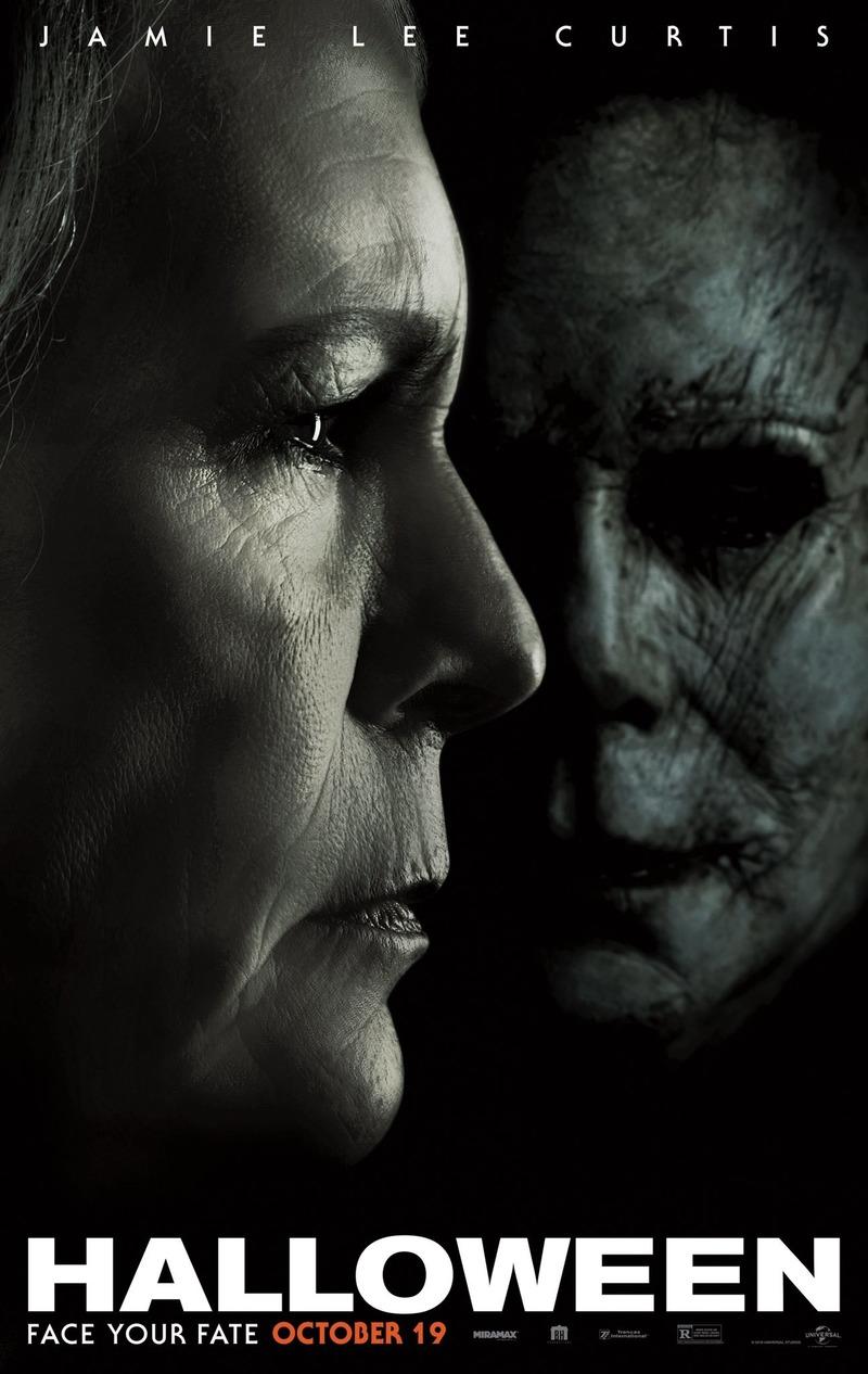 Halloween (2018). Halloween DVD and Blu,ray release date