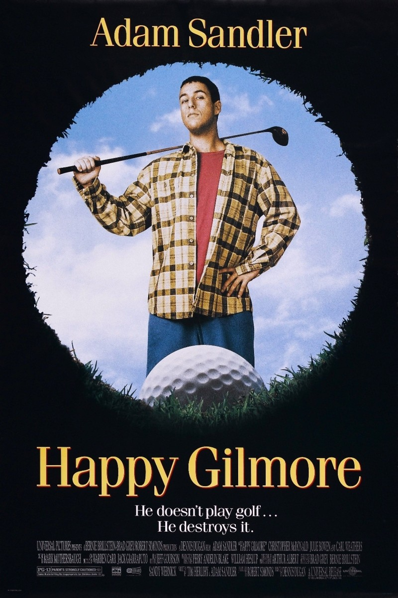 Happy Gilmore DVD Release Date
