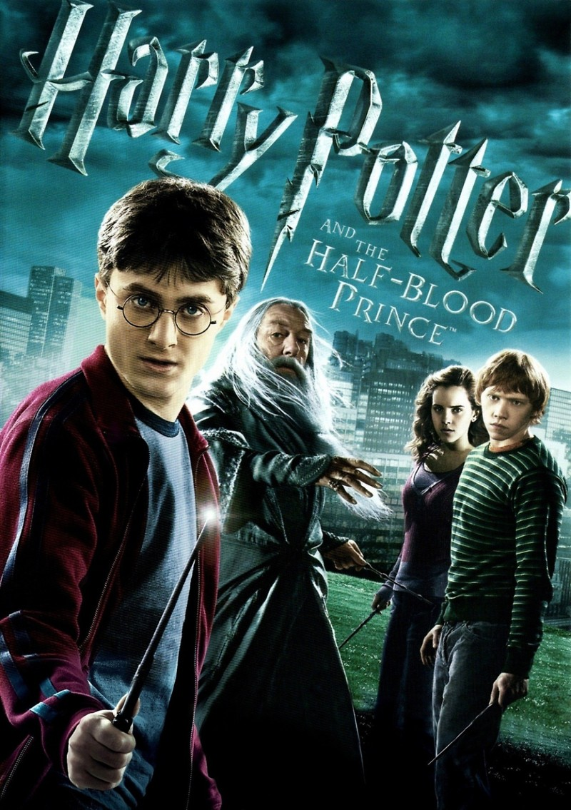 harry potter and the halfblood prince dvd release date