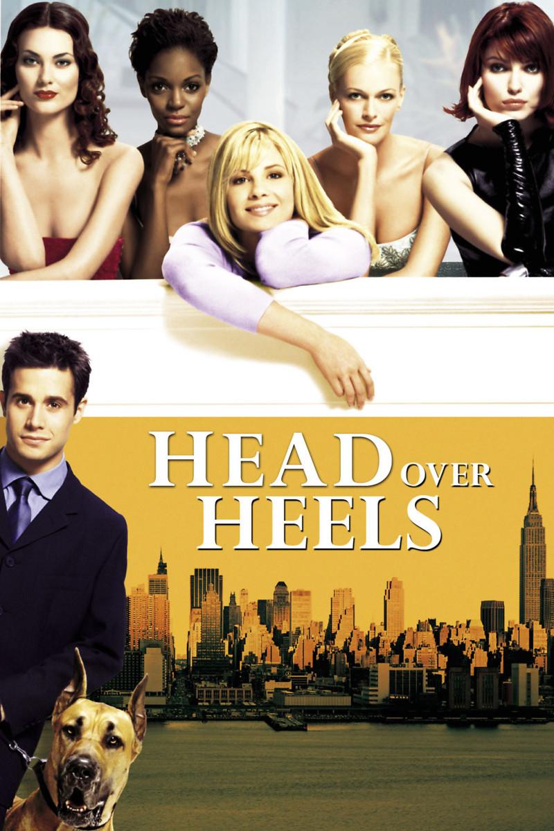 head over heels dvd release date june 24 2008. Black Bedroom Furniture Sets. Home Design Ideas