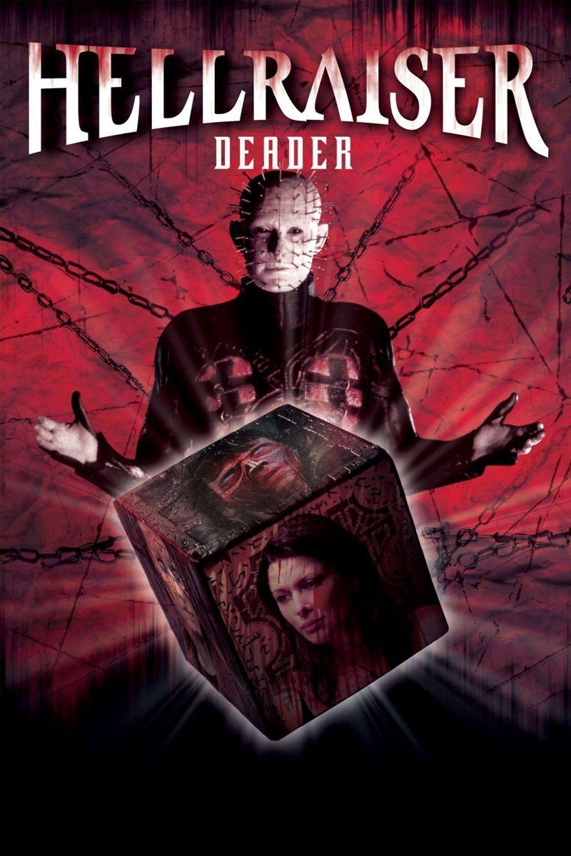 Pinhead Voice - Hellraiser: Revelations (Movie) | Behind ...