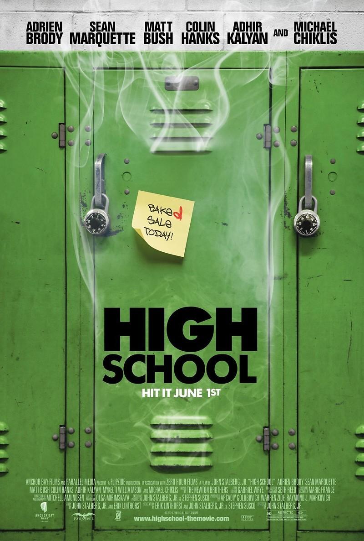 High School DVD Releas... Adrien Brody Movies List