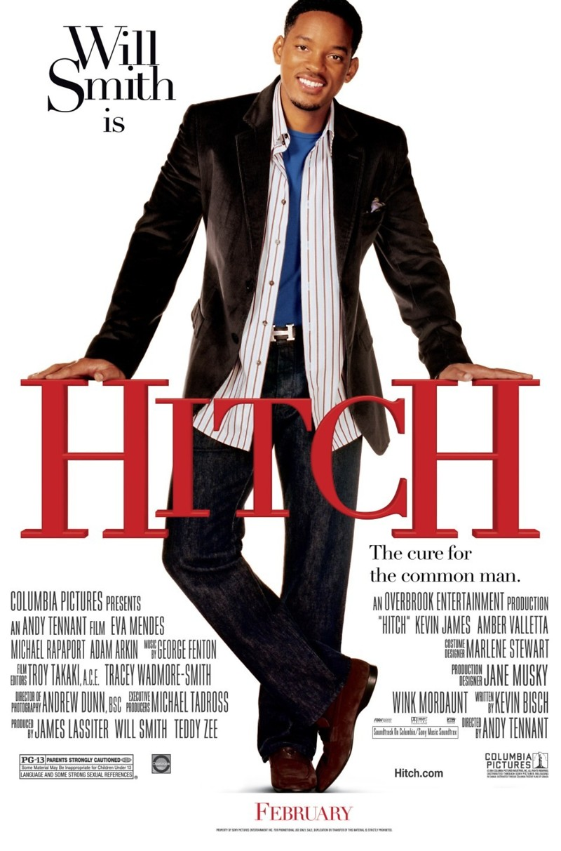 Hitch DVD Release Date June 14, 2005 A Common Man Poster
