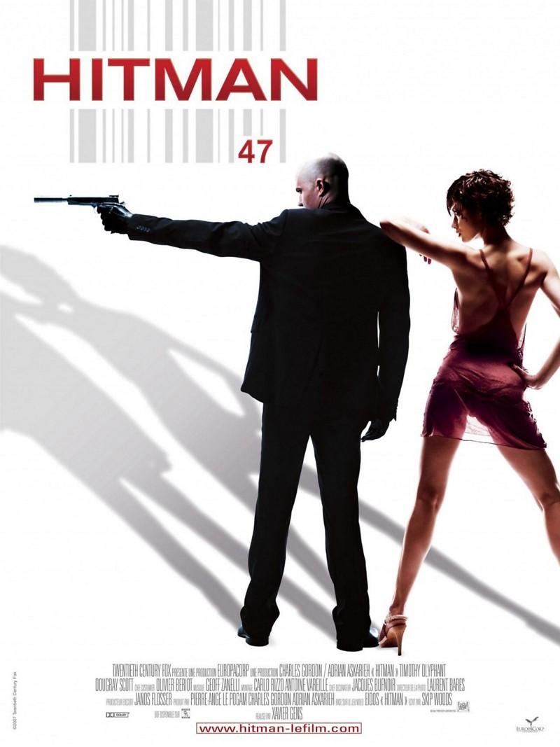 hitman dvd release date march 11 2008