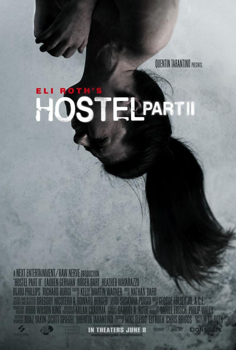 Hostel: Part II DVD Release Date October 23, 2007