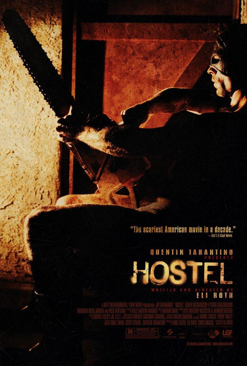 hostel dvd release date april 18 2006