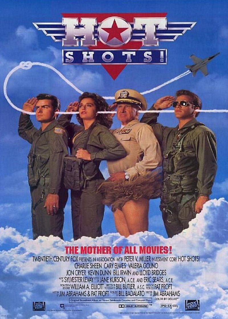 Hot Shots! DVD Release Date