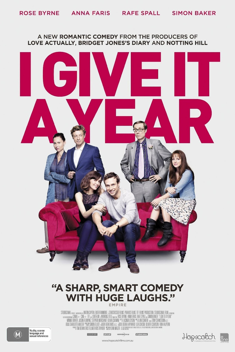 i give it a year dvd release date october 22 2013