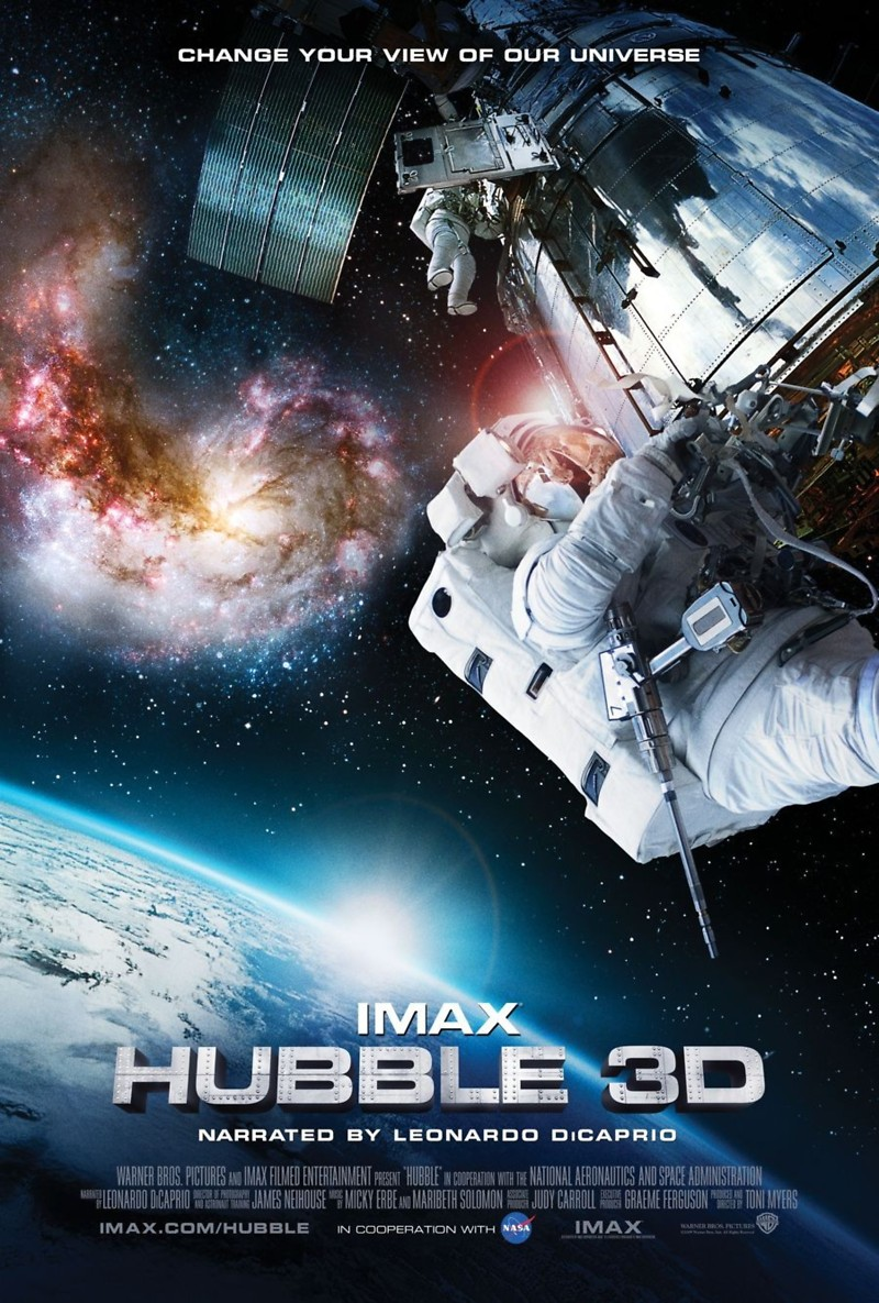 cover blu ray imax hubble - photo #12