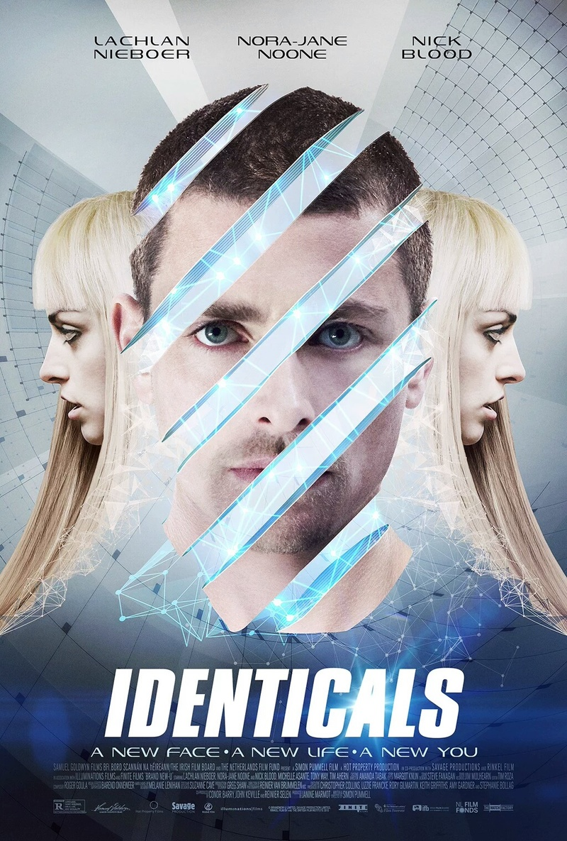 identicals dvd release date april 5 2016