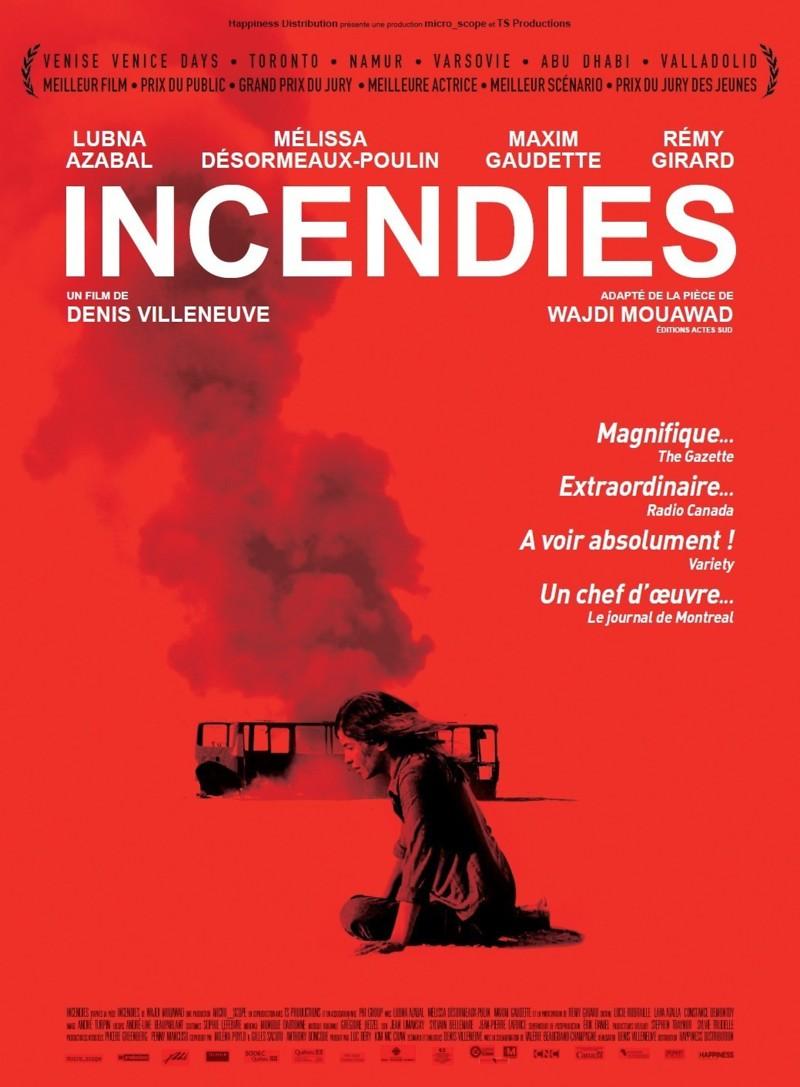 Incendies Movie