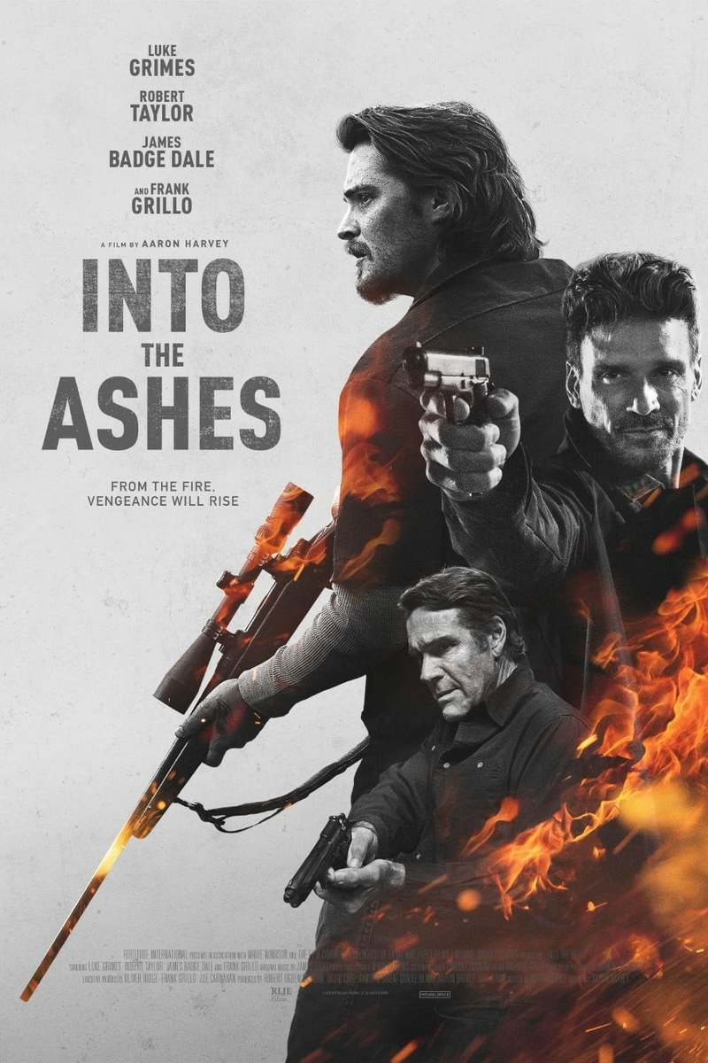 Movie Poster 2019: Into The Ashes DVD Release Date September 3, 2019