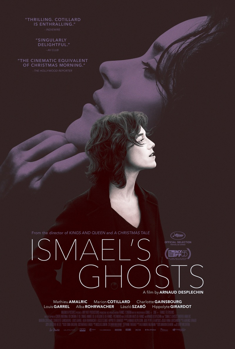 Ismael's Ghosts DVD Release Date July 3, 2018