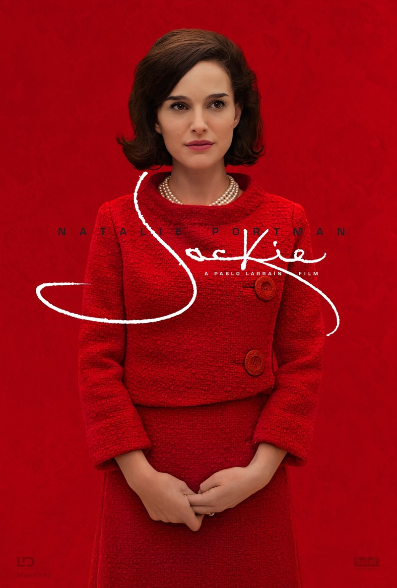 jackie dvd release date march 7 2017