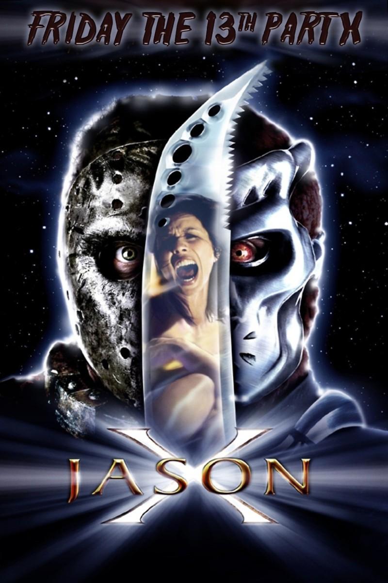 Jason X DVD Release Date