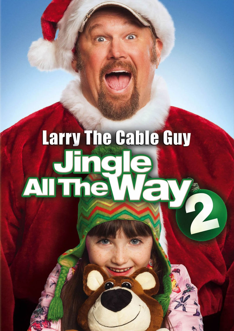 all larry the cable guy movies