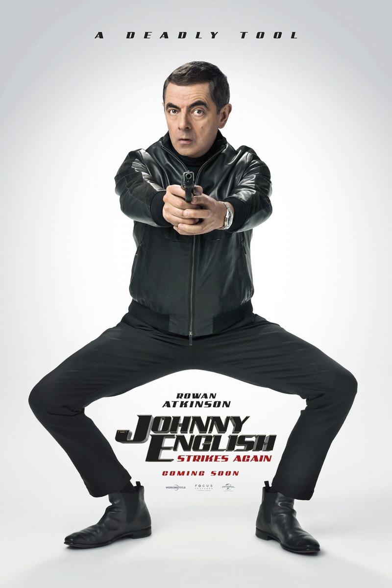 johnny english 2019
