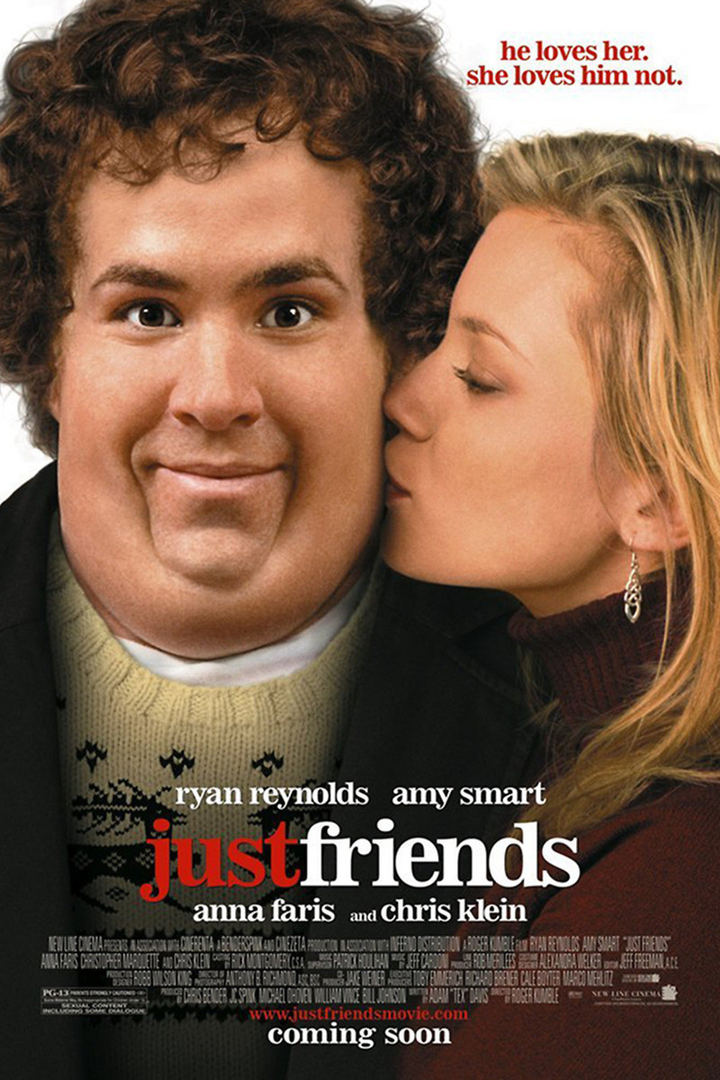 just friends dvd release date