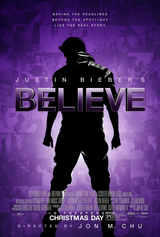 Believe Justin Bieber Film