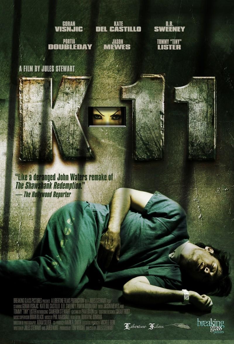 K-11 DVD Release Date April 23, 2013