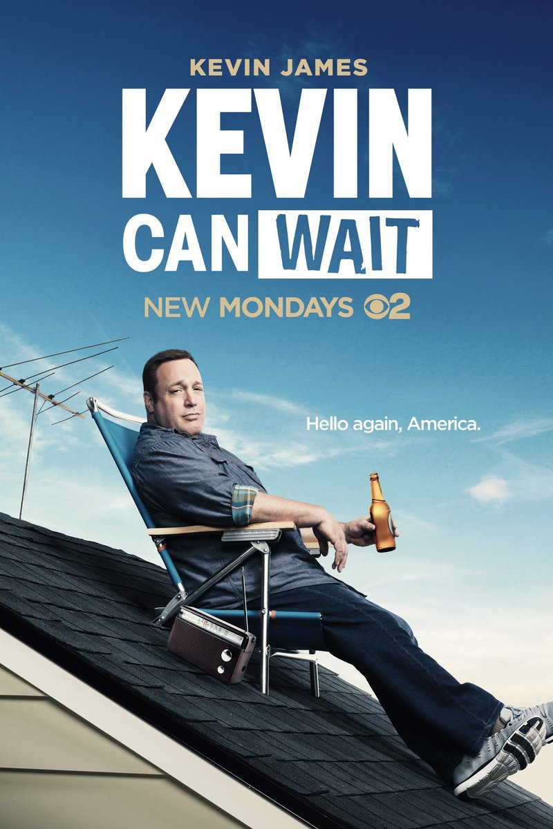 Kevin James Kevin Can Wait