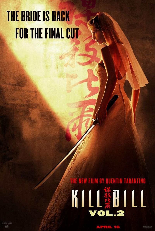 kill bill vol 2 dvd release date august 10 2004