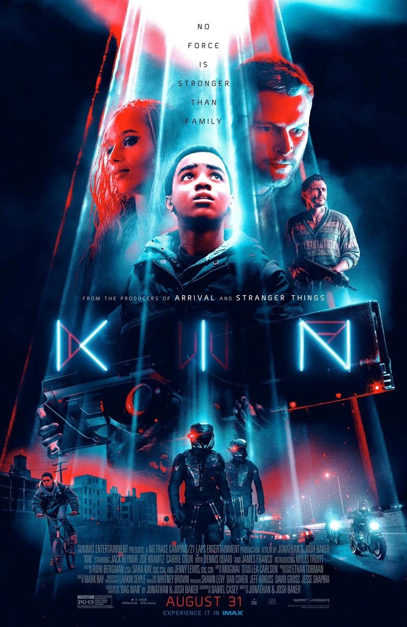 Kin DVD Release Date N...