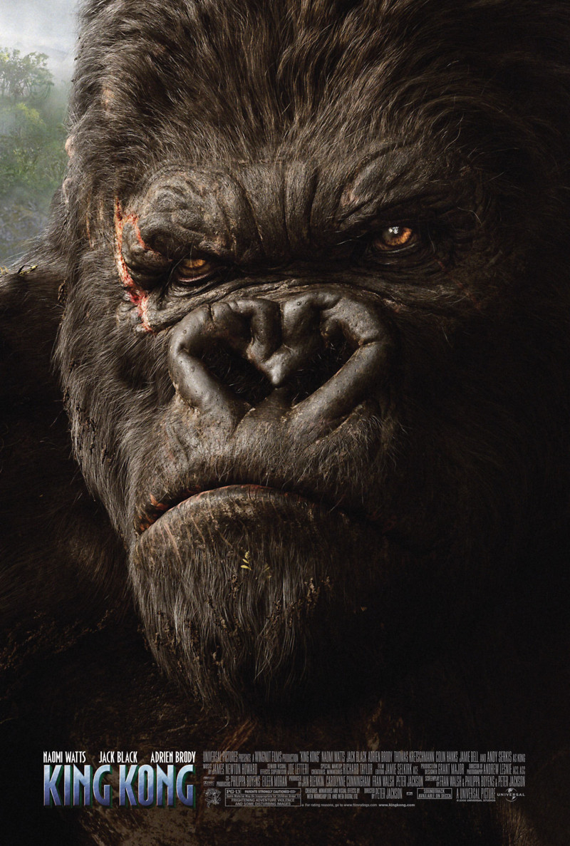King Kong Dvd Release Date March 28 2006