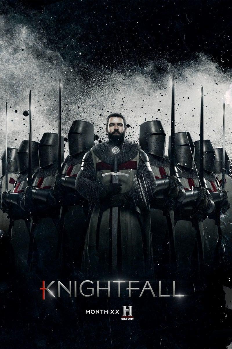 knightfall tv series