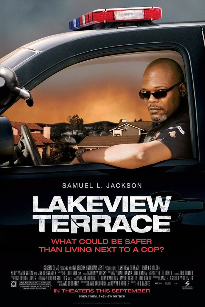 lakeview terrace dvd release date january 27 2009