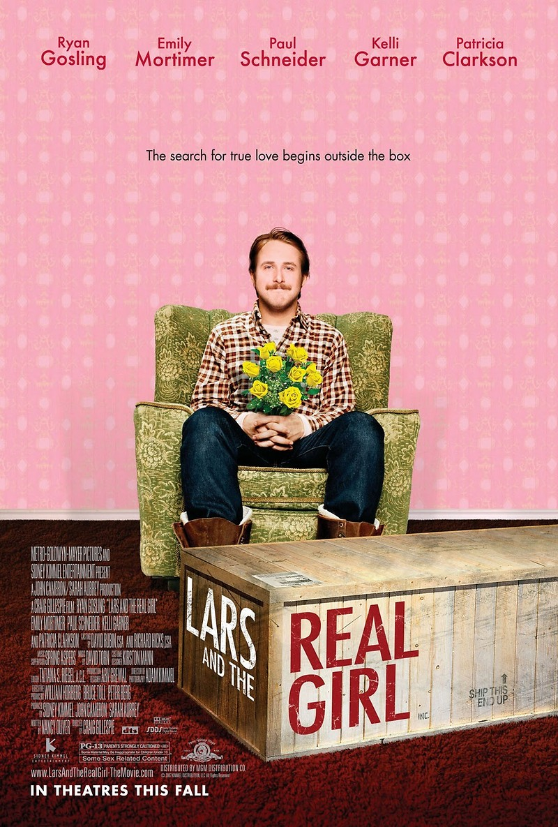 lars and the real girl belonging Schizophreniform disorder 3 introduction lars and the real girl is an original film written by nancy oliver that was released in 2007 (oliver & gillespie, 2007) the main character in the film is a twenty-three year old man named lars lindstrom.