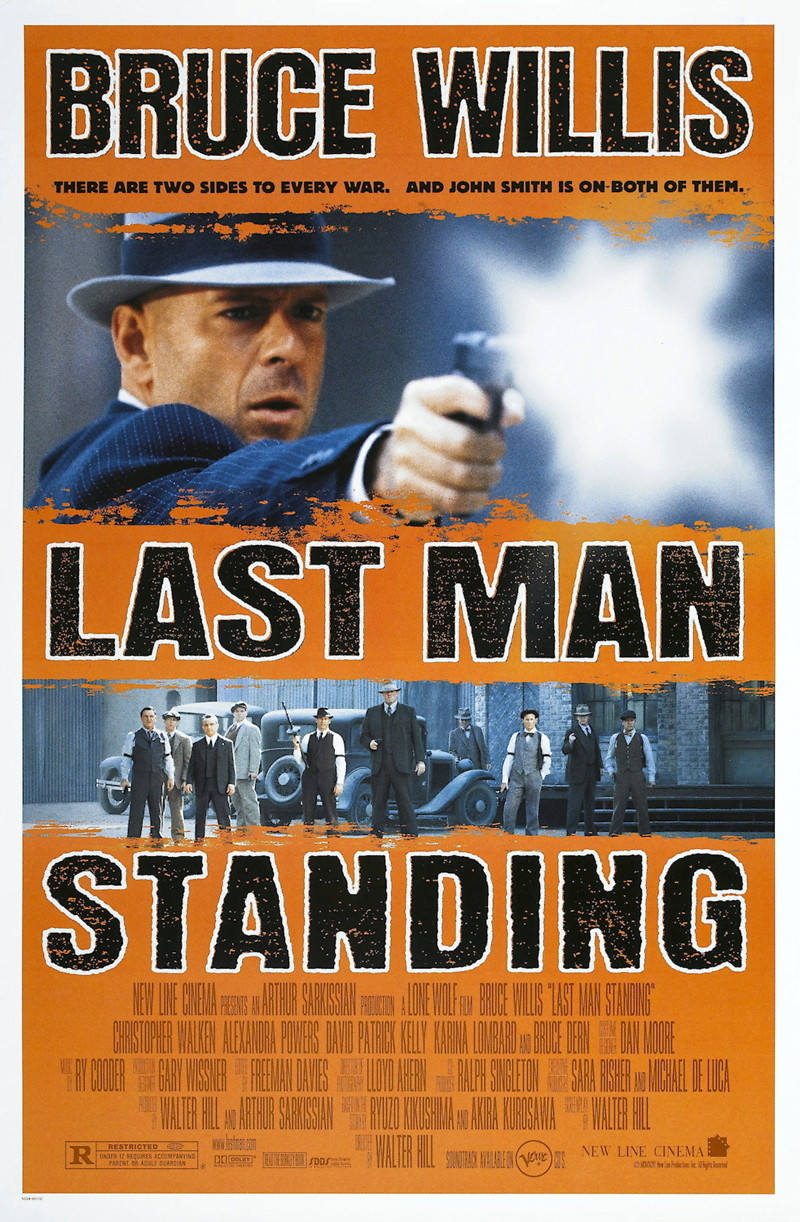 last man standing dvd release date november 19 1997