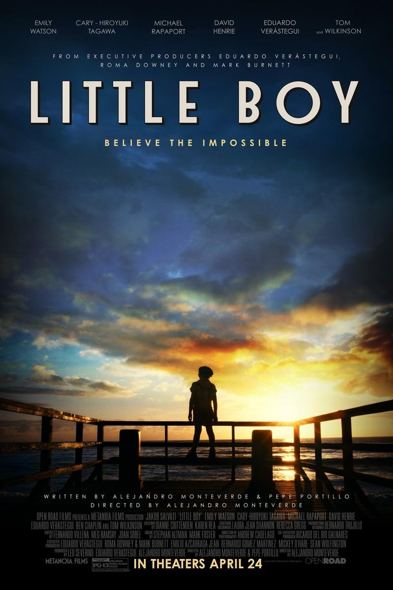 Filmy zdarma online - Little Boy