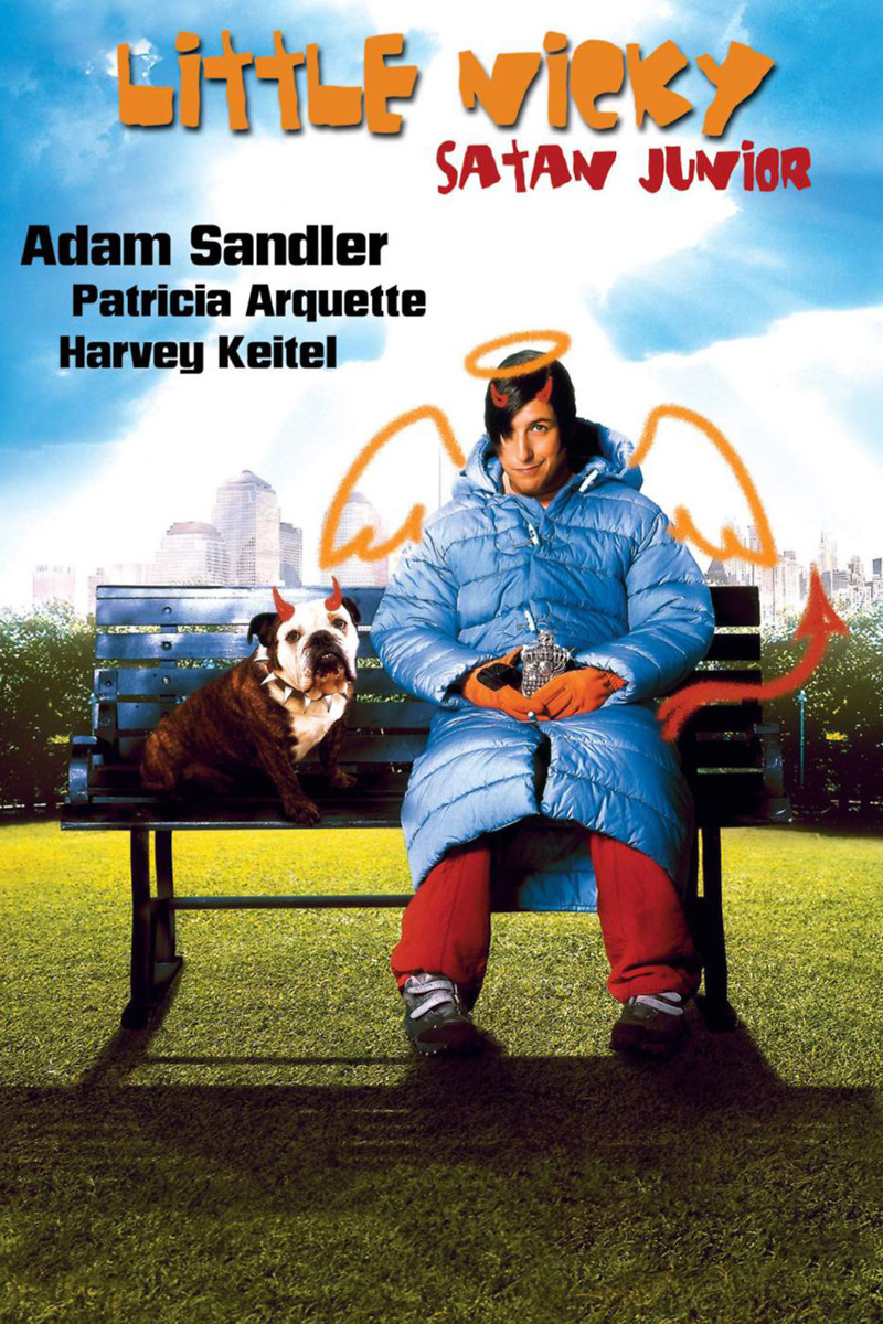 Little Nicky DVD Release Date April 24, 2001