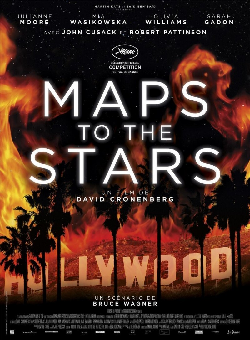 Maps To The Stars Dvd Release Date April 14 2015